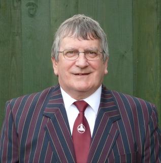 RTCS Chairman, Stuart Bowell