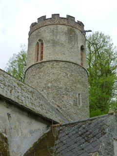 Eccles tower