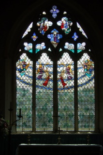 Syderstone east window