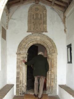 Haddiscoe S Doorway