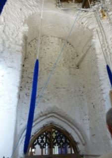 Tasburgh tower arch