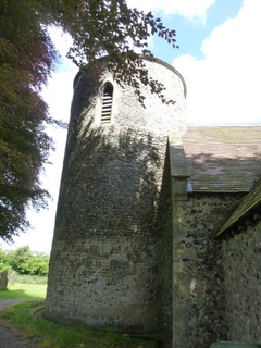Freethorpe tower