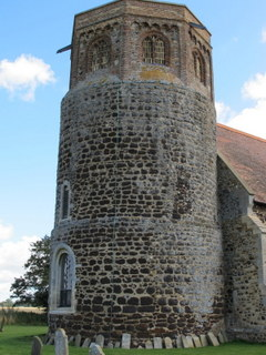 West Dereham tower