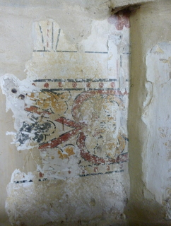 Rushmere wall painting