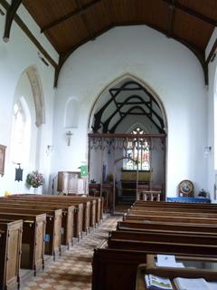 Aylmerton interior