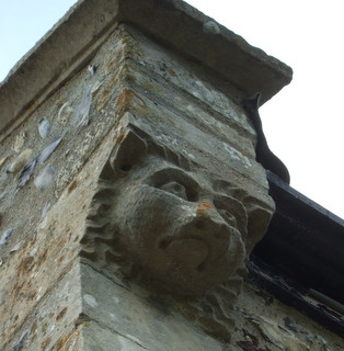 Topcroft face