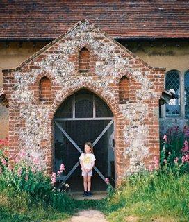 Ramsholt porch by SK