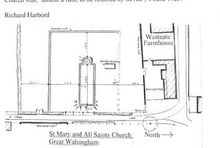 Walsingham RT plan