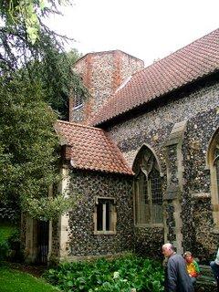 Norwich St Ethelreda nave