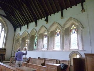 Wramplingham chancel