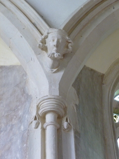 Wramplingham chancel detail