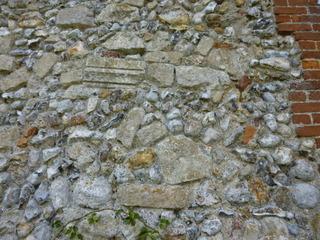 Walsingham RT stonework