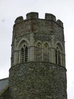 Repps belfry