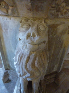 Surlingham lion
