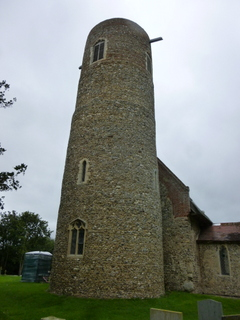 Barsham tower