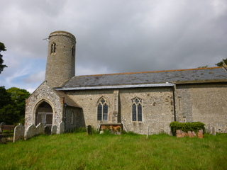 Grants and work in churches | Round Tower Churches Society
