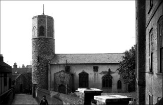 St Benedicts 1934 by Plunkett