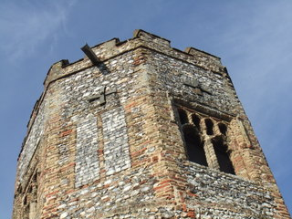 Old Catton St Margarets belfry