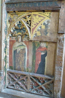 Fritton St Catherine screen