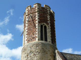 Brampton tower top