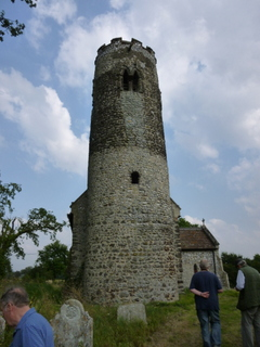 Bessingham tower