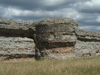 Burgh Roman fort