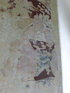 Ilketshall St Andrews wall painting