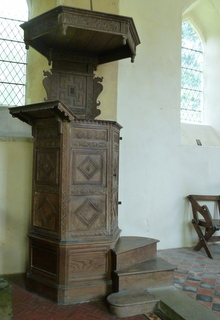 Moulton pulpit