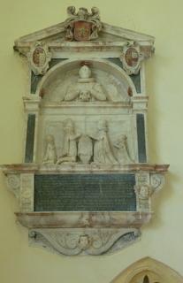 Moulton monument