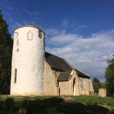 Norfolk church in national award