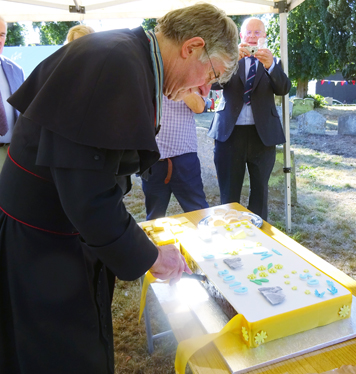 Father Philip celebrates half-century