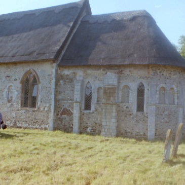 Autumn start to repair Norman churches