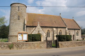 St Mary, Burnham Deepdale