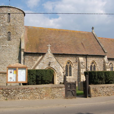 Repair of nave roof at Burnham Deepdale to start after months of delay