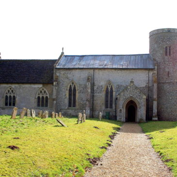 Special repair grant to Breckland church