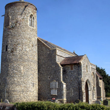 Emergency Covid-19 funding also helps four round tower churches