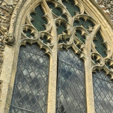Anglo-Saxon 'treasure' boost for church window restoration